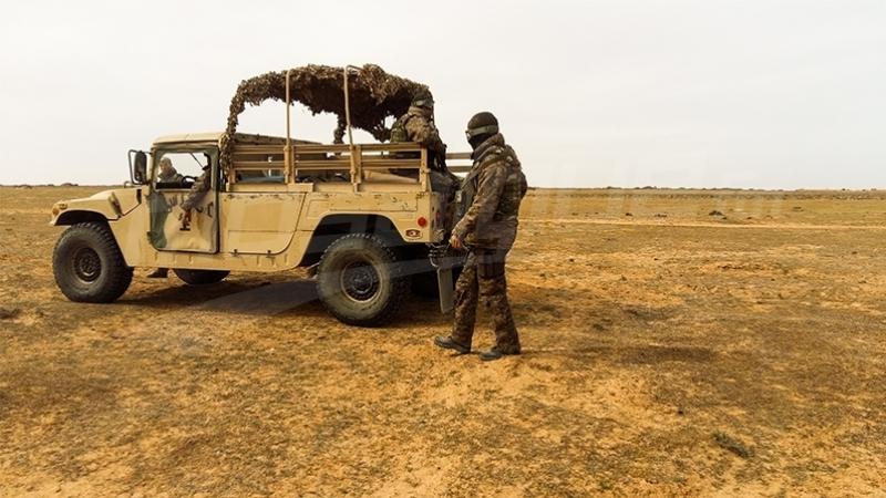 تطاوين: إيقاف مهرّبين وحجز بضائع بالمنطقة العازلة