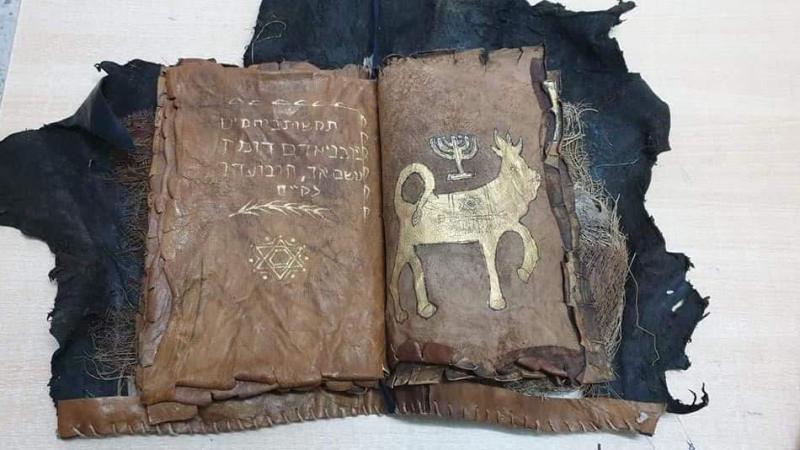 الديوانة تحجز مخطوطة أثرية في الذهيبة