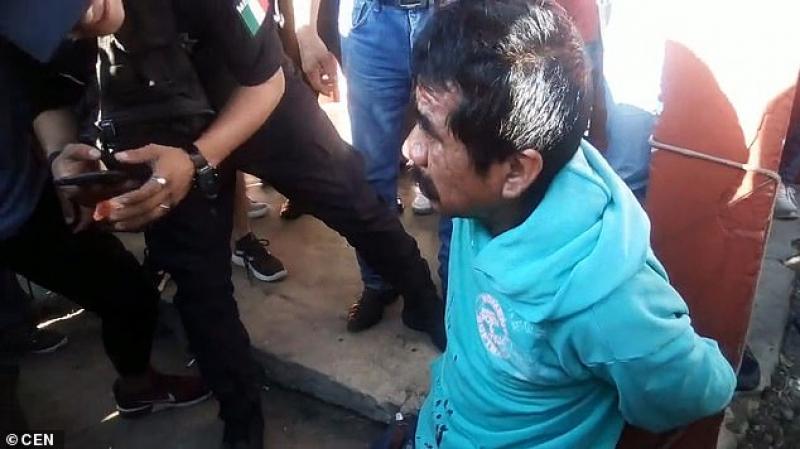 يُحرق حيّا بعد اغتصابه ووقتله لفتاة الستّ سنوات