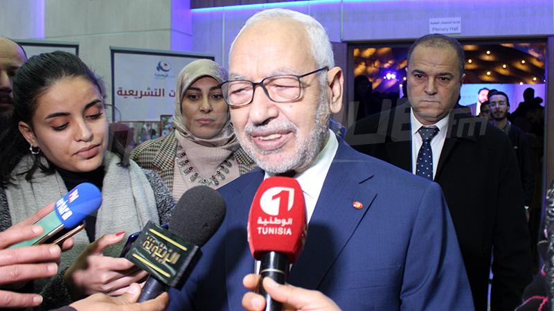 النهضة: لا اعتراضات على مرشّحي الأحزاب لمنصب رئيس الحكومة