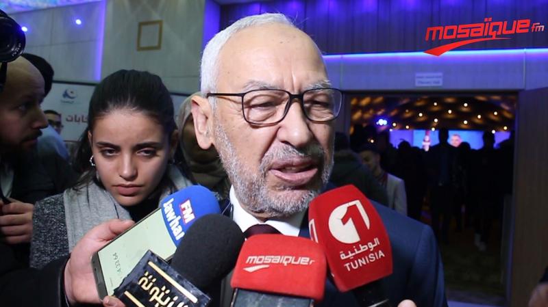 Photo of الغنوشي يُعلّق على استقالات 'عدد من شباب النهضة'