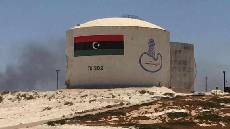 """Photo of إيقاف صادرات النفط وإعلان """"حالة القوّة القاهرة"""""""