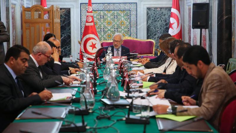 الوضع في ليبيا وتداعياته على تونس في إجتماع مكتب البرلمان