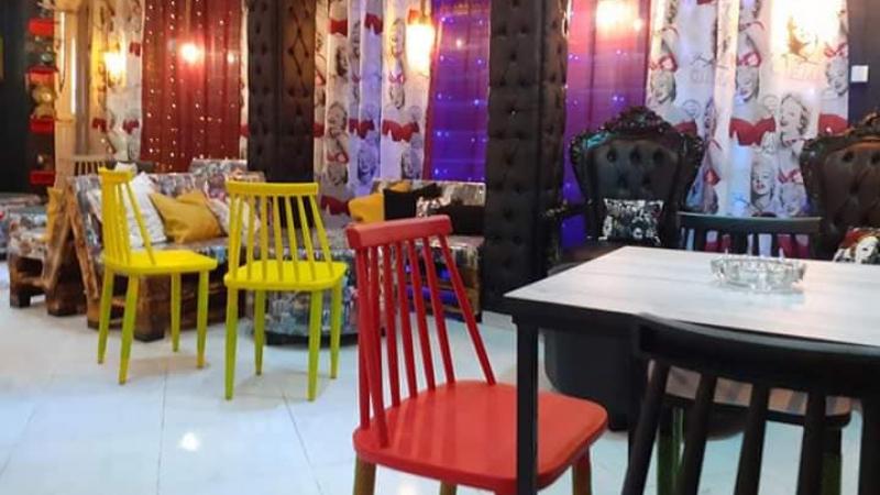 تدشين أول مقهى ''للنساء فقط'' في حي التضامن
