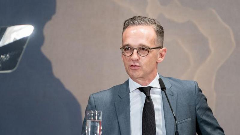 تصريح وزير الخارجية الألماني هايكو ماس قبل سفره إلى الجزائر وتونس