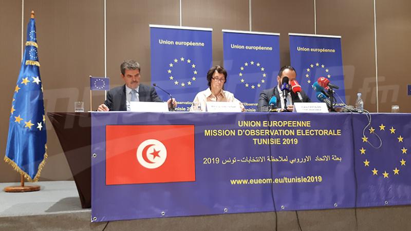 بعثة الإتحاد الأوروبي توصي بالتسريع في تركيز المحكمة الدستورية