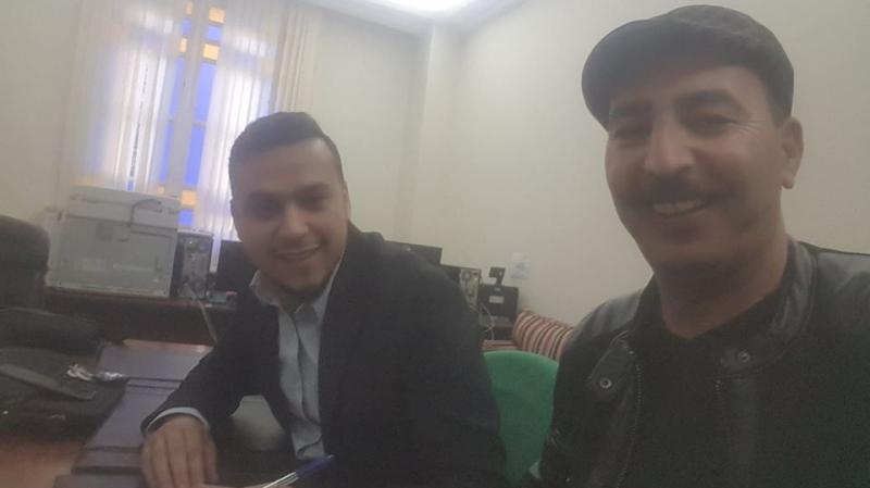 أحمد بن عياد المستقيل من حزب الرحمة ينضم لائتلاف الكرامة