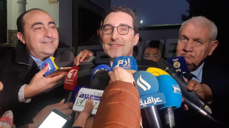 العزابي: تحيا تونس مع تشكيل حكومة من أوسع حزام سياسي ممكن