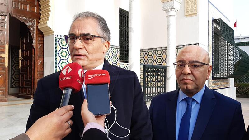 مرزوق: نساند توجه الفخفاخ نحو تكوين حكومة مضيقة