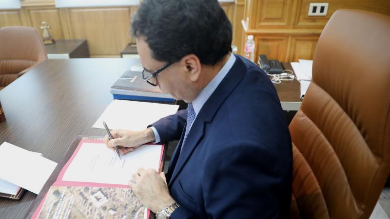 قائمة التراث العالمي لليونسكو: وزير الثقافة يمضي ملف ترشيح جربة
