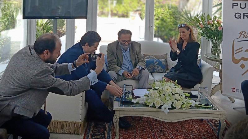 دعم الشراكة بين مجمع 'بوبليسيس' ومجمع 'امباكت' في تونس
