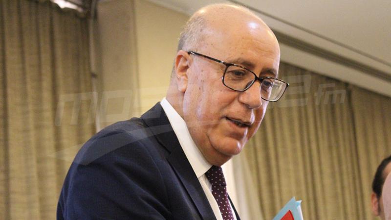 مشاورات الحكومة: العباسي يلتقي الفخفاخ ويغادر دون الادلاء بأي تصريح