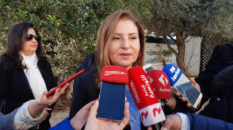 الجريبي: مشاركة المرأة في الحكومة وفي مواقع القرار ضرورية