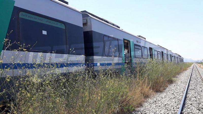 القطار يضع حدا لحياة شيخ الثمانين