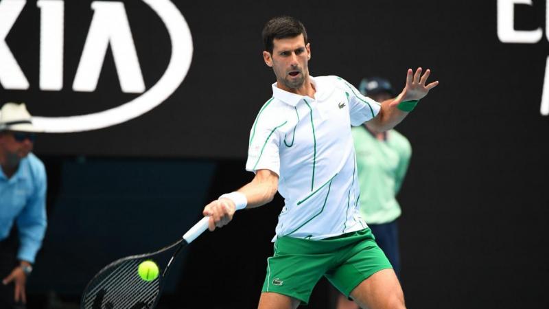 بطولة استراليا: ديوكوفيتش يمر دون عناء إلى ربع النهائي