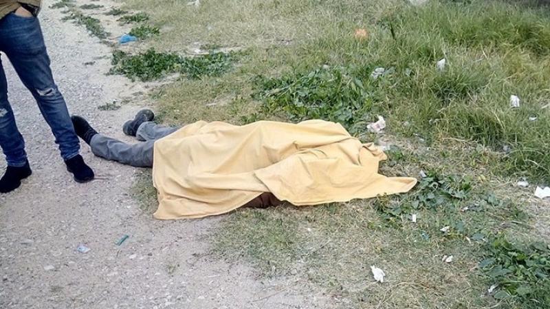 حفوز:عاملات يكتشفن جثة ''ضرير'' على الطريق