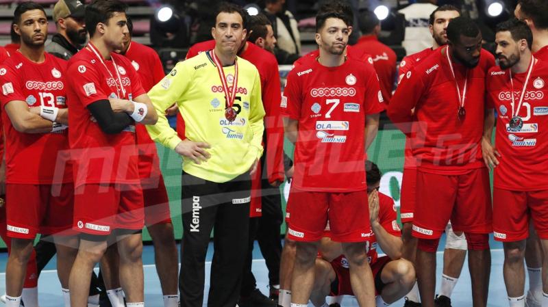 كرة اليد: منافسو المنتخب في الدورة الترشيحية للألعاب الاولمبية