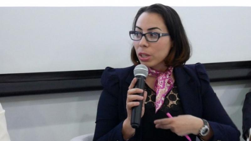 تعيين نادية عكاشة مديرة للديوان الرئاسي