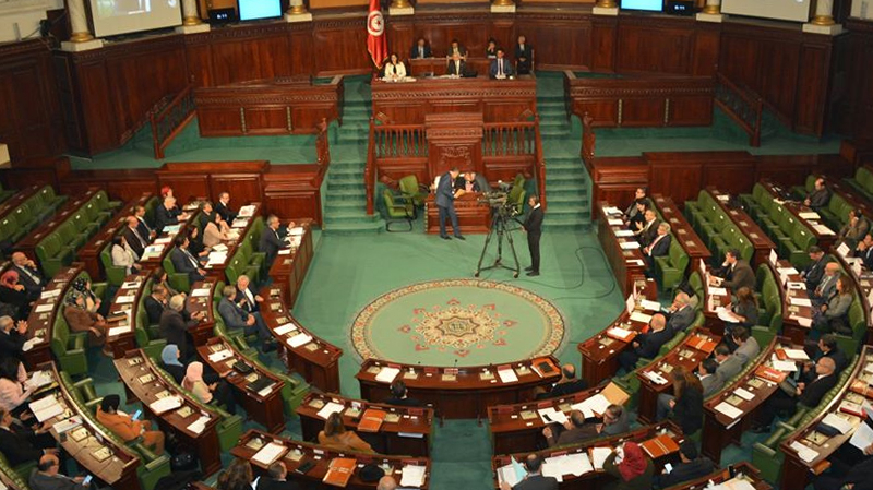 البرلمان التونسي يُدين ''صفقة القرن''