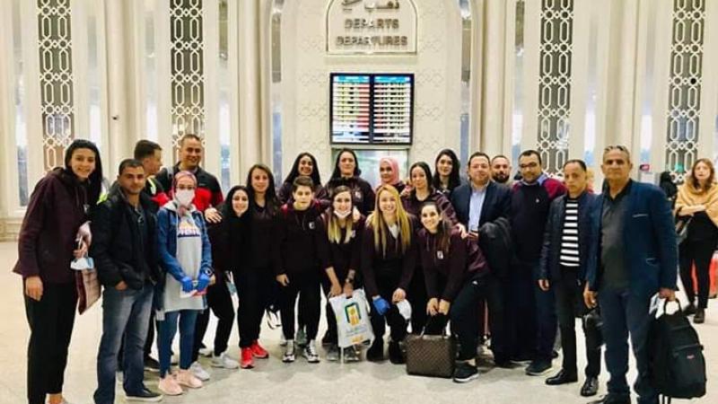الكرة الطائرة: سيدات صفاقس في الإمارات من أجل الألعاب العربية