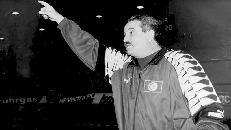 المدرب السابق لمنتخب كرة اليد سعيد عمارة في ذمة الله