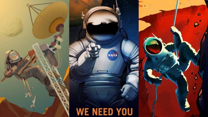 'ناسا' تفتح باب الترشيحات للراغبين في الانضمام إليها كرواد فضاء