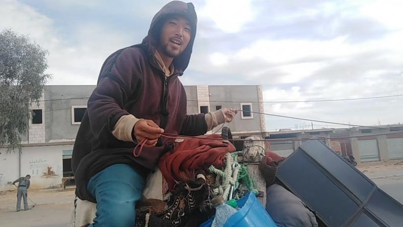 ياباني قطع 1000 كلم على ظهر جمل: تونس جميلة وآمنة وأهلها كرام