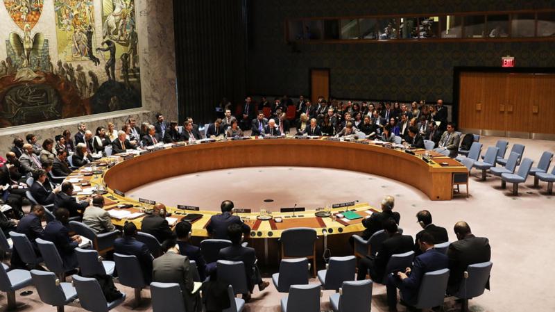 مجلس الأمن الدولي يتبنى قرارا يدعو إلى  وقف دائم لإطلاق النار في ليبيا