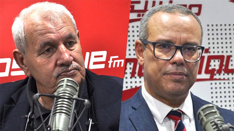 عماد الخميري ومصطفى بن احمد ضيفا ميدي شو