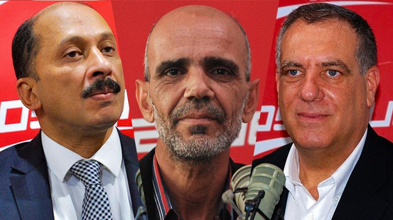 عبو والحامدي والشواشي.. وزراء التيار في 'حكومة الفخفاخ'