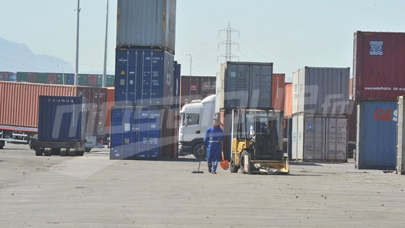 تطور نشاط ميناء رادس