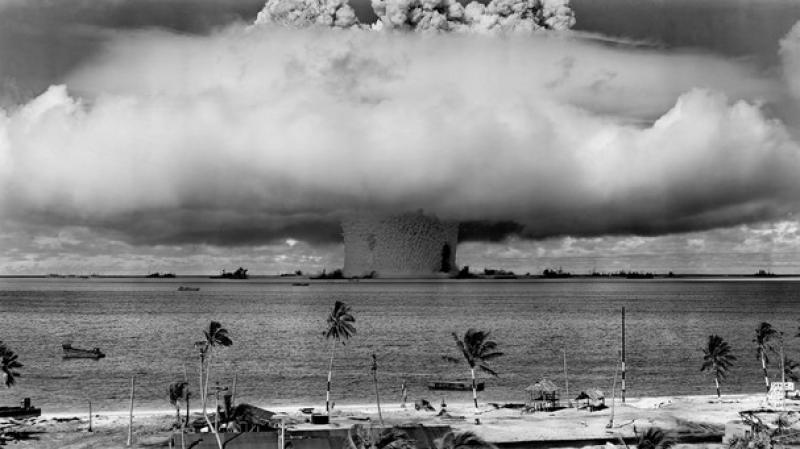 الجزائر تطالب بتسوية ملف التجارب النوويّة الفرنسية