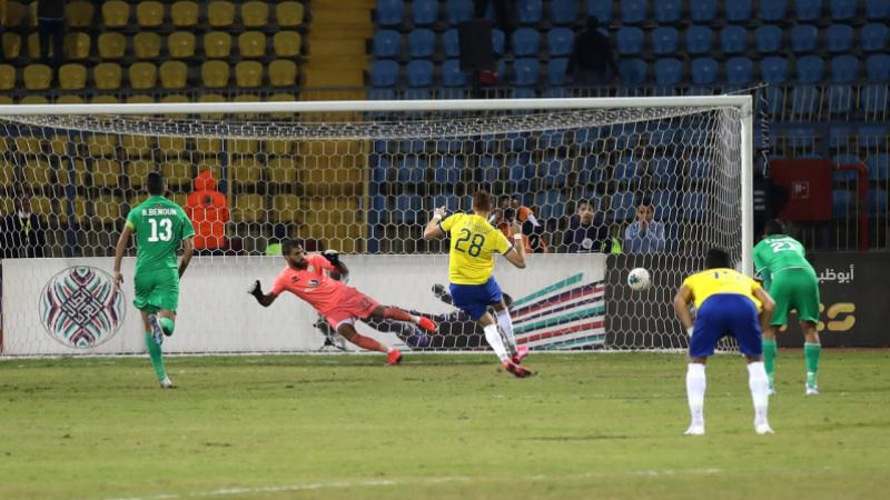البطولة العربية: بن يوسف يقود الإسماعيلي إلى الفوز على الرجاء
