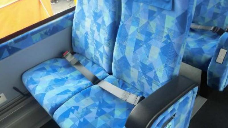 رحلة رعب في حافلة تونس - جربة !
