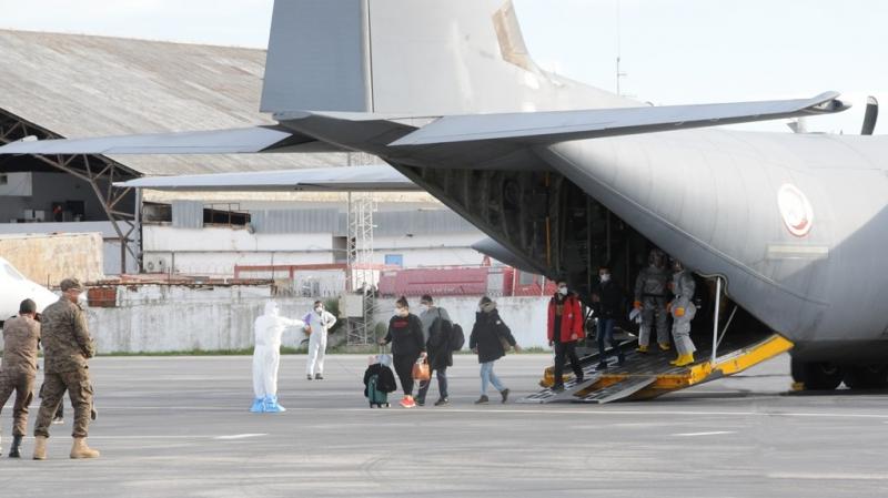 تحسبا من 'كورونا': تواصل الإجراءات الوقائية بالمطارات التونسية