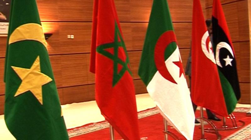 إلتزام تونسيبالعمل على تجسيد صرح المغرب العربي الكبير