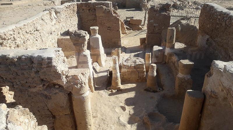 الموقع الأثري بكستيليا..كنز لم يبح بأسراره بعد