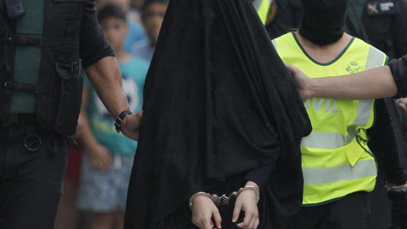 المروج: ايقاف تكفيريّة متهّمة بالإنتماء الى تنظيم ارهابي