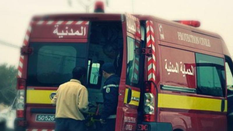 سوسة: شاحنة تدهس مجموعة من المواطنين