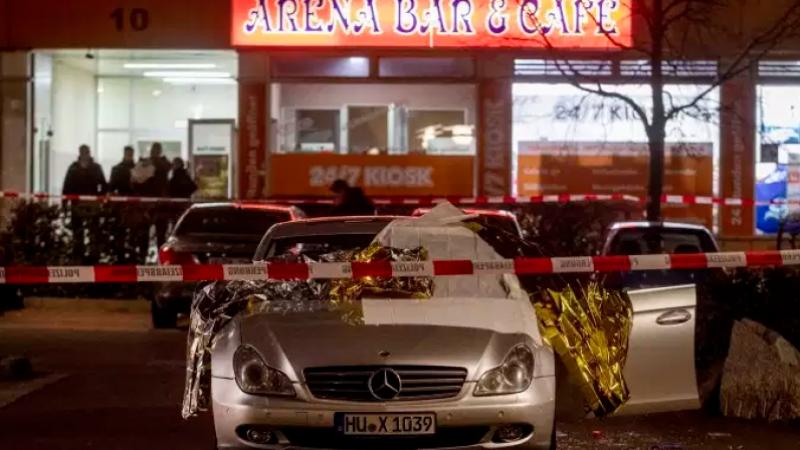 مجزرة في فرانكفورت: قتلى وجرحى في هجومين مسلّحين
