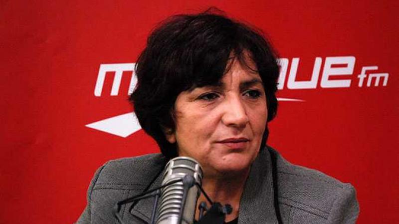 سامية عبو تنفي ترأسها الكتلة الديمقراطية
