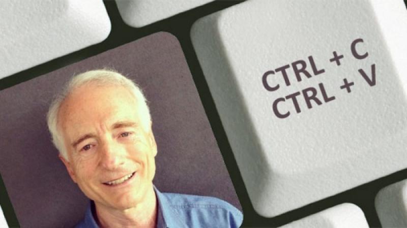 وفاة مخترع تقنية 'النسخ والقص واللصق'