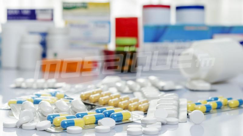 مخزون الأدوية