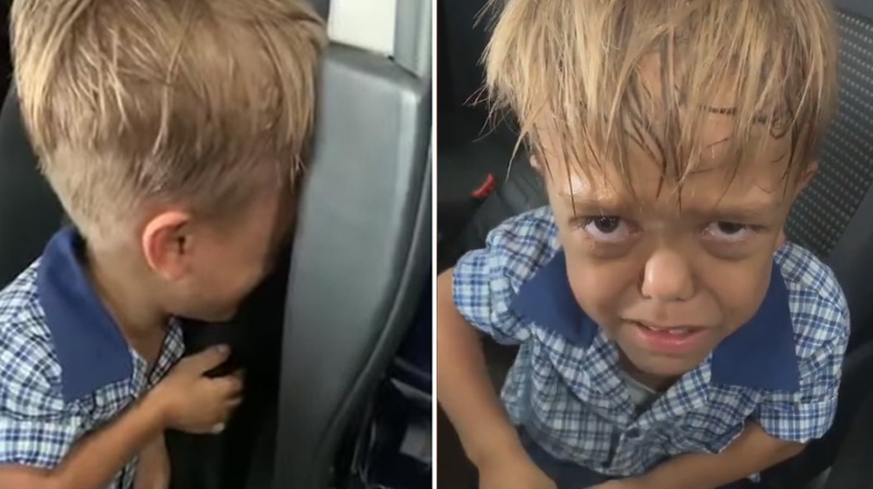 طفل يريد الانتحار بسبب تنمر زملائه.. ما قصته؟