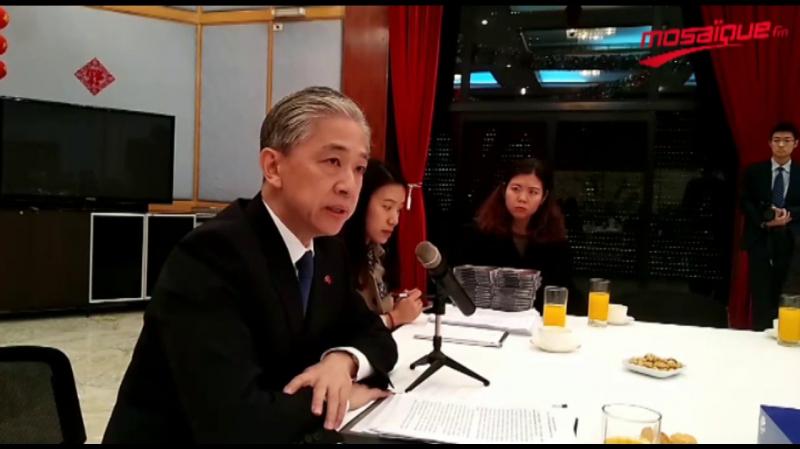 سفير الصينبتونس: حققنا تقدماً ملحوظاً في مكافحة تفشي كورونا