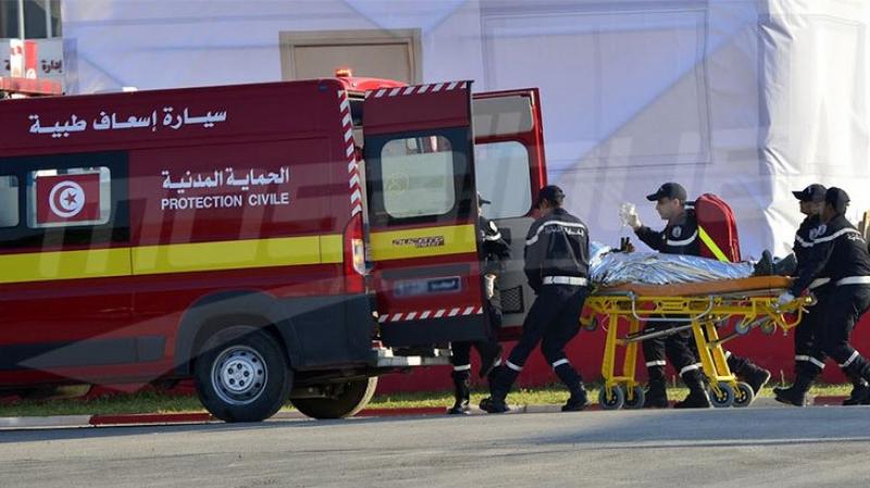 سيدي بوزيد: وفاة شاب و اصابة اخر في اصطدام سيارتين