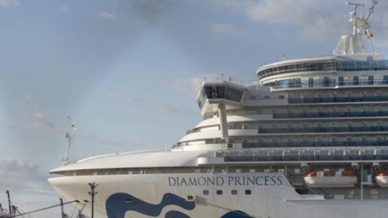 بريطانيا: ثبوت إصابة أربعة أشخاص بكورونا بعد إجلائهم من سفينة سياحية