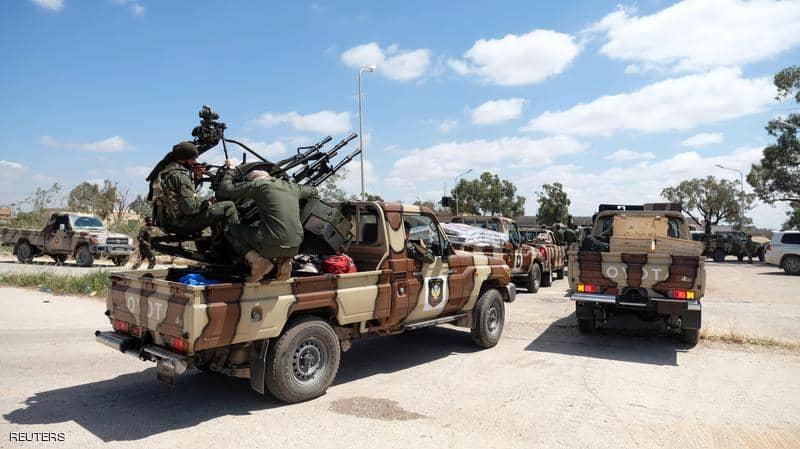 ليبيا: قوات حفتر تؤكد مقتل 16 جنديا تركيا