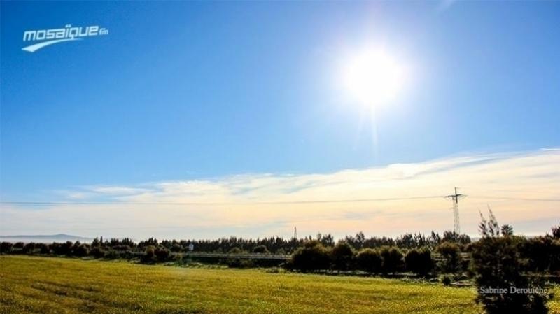 طقس الإثنين: ارتفاع في درجات الحرارة