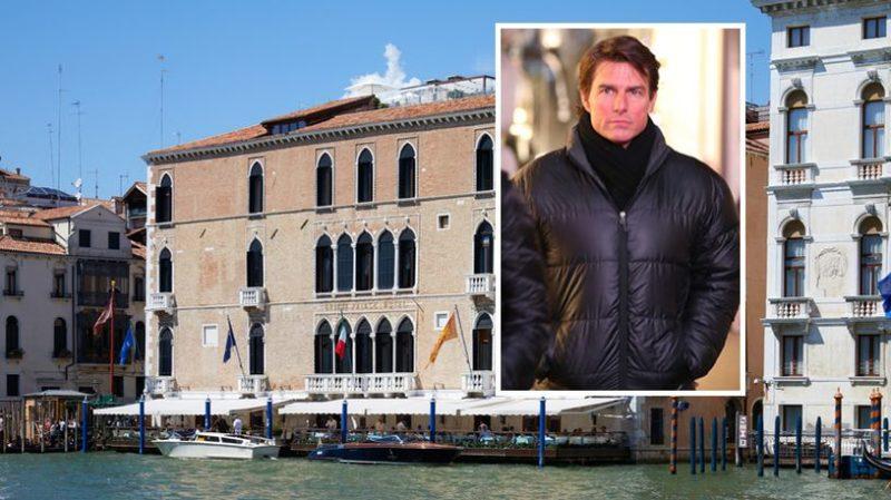 توم كروز ''محتجز'' في إيطاليا بسبب كورونا